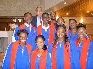 Choir Visit 2017